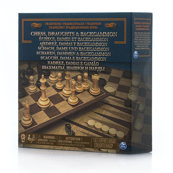 Настольная игра Spin Master - Другие игры, артикул:146303