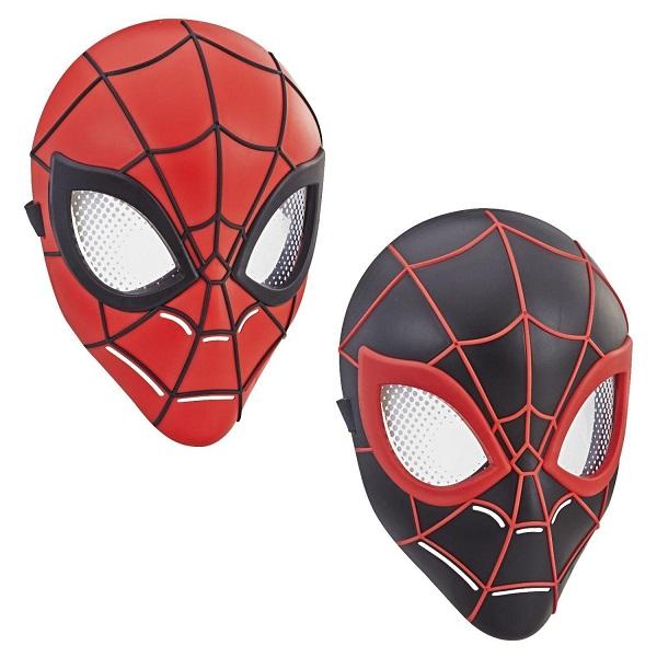 Купить Hasbro Avengers E3366 Базовая маска Человека-паука (в ассортименте), Игрушечное снаряжение Hasbro Spider-Man