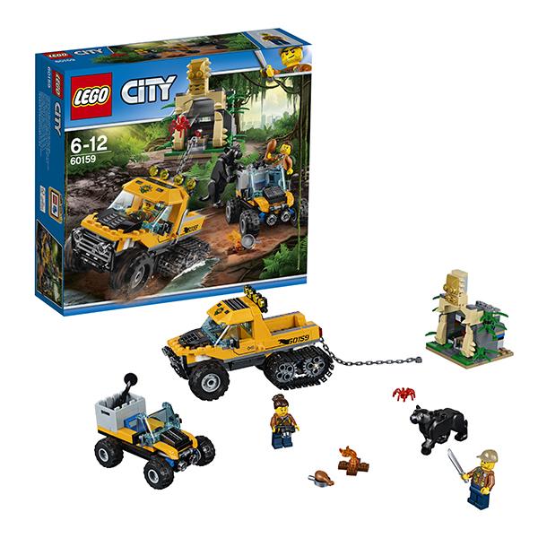 Конструктор LEGO - Город, артикул:149775