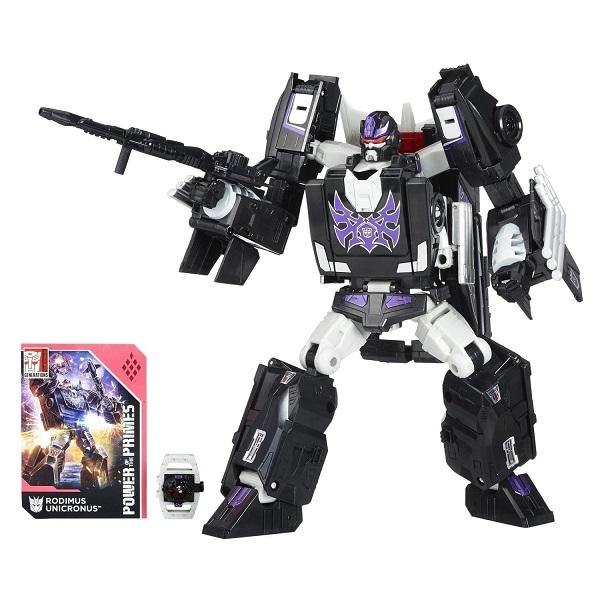 Купить Hasbro Transformers E0601/E1150 Трансформеры ДЖЕНЕРЕЙШНЗ ЛИДЕР Родимус Юникронус , Игровые наборы и фигурки для детей Hasbro Transformers