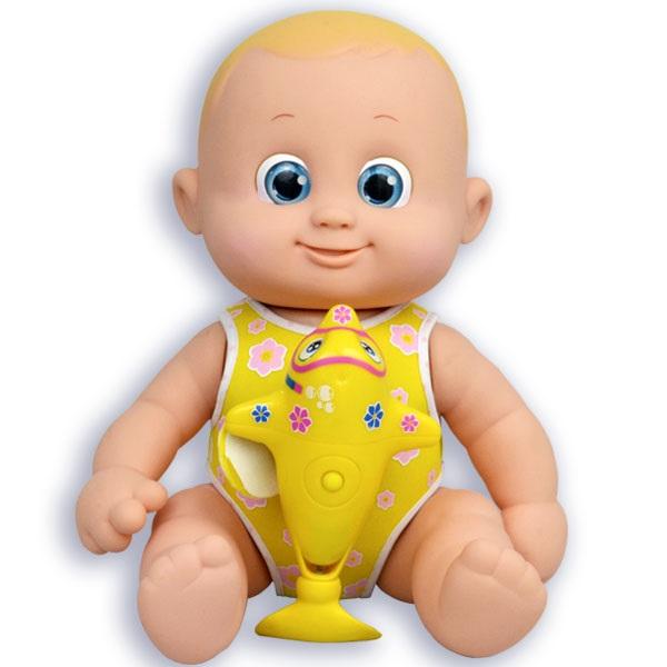 Куклы и пупсы Bouncin' Babies Bouncin' Babies 801011b Кукла Баниэль плавающая с дельфином, 35 см по цене 2 379