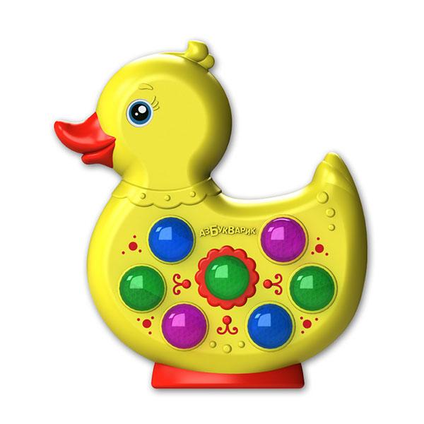 Купить Азбукварик 2228 Веселушки Утёнок , Развивающие игрушки для малышей Азбукварик