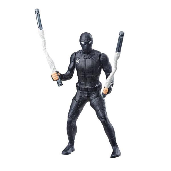 Купить Hasbro Spider-Man E3547/E4117 Фигурка Человек-Паук 15 см делюкс Веб удар, Минифигурка Hasbro Spider-Man
