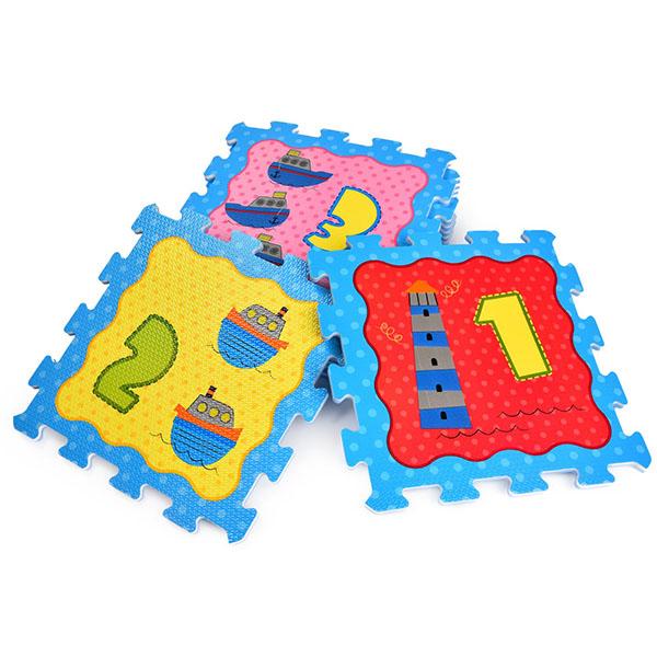 Напольные игры и коврики ЯиГрушка