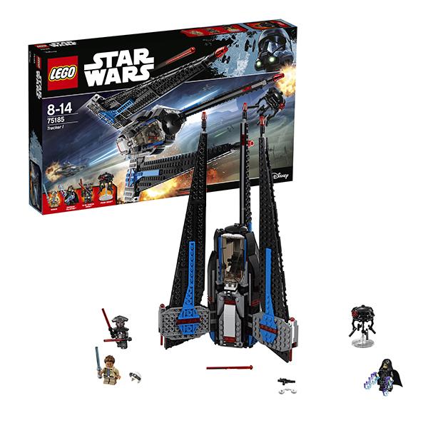 Lego Star Wars 75185 Конструктор Лего Звездные Войны Исследователь I, арт:148575 - Звездные войны, Конструкторы LEGO