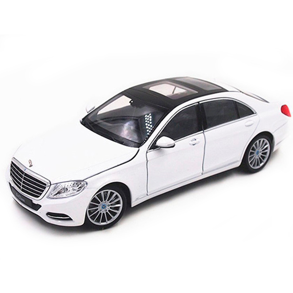 Welly 24051 Велли Модель машины 1:24 Mercedes-Benz S-Class
