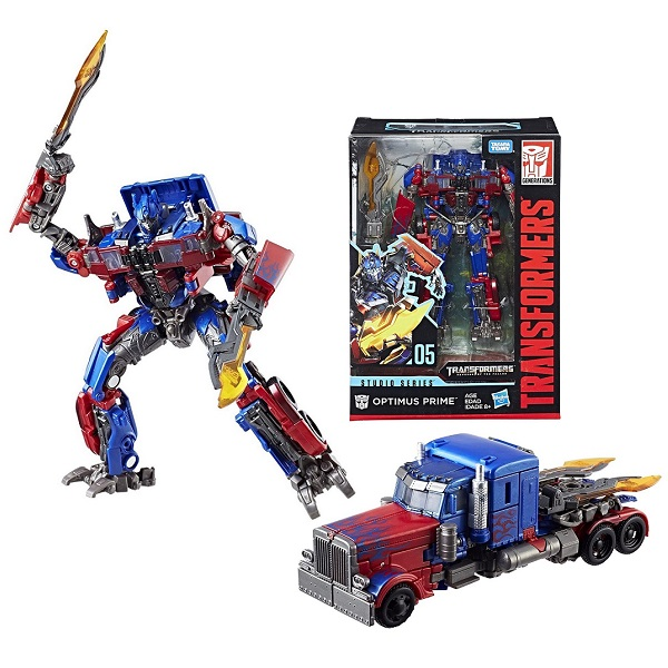Hasbro Transformers E0702/E0738 Трансформеры Оптимус