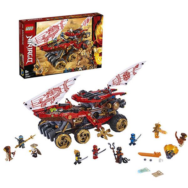Конструкторы LEGO — LEGO Ninjago 70677 Конструктор ЛЕГО Ниндзяго Райский уголок