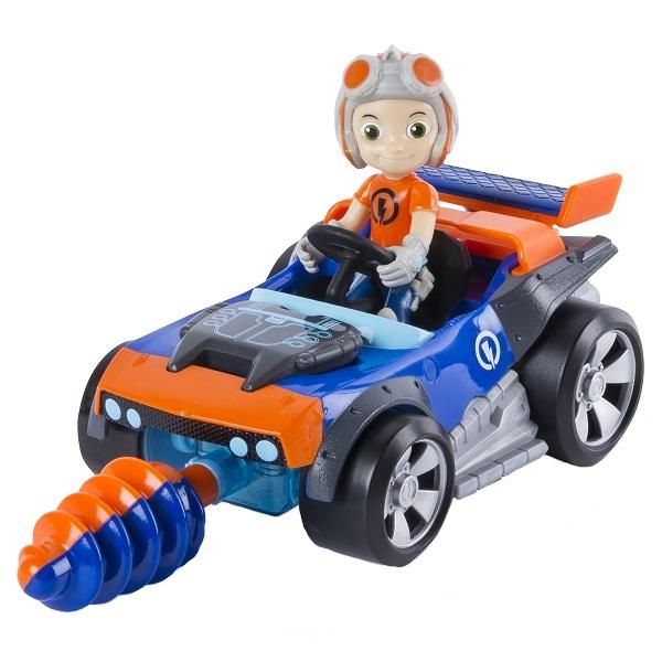 Rusty Rivets 28104R-KART Построй машину героя KART BUILD, арт:156171 - Любимые герои, Игровые наборы