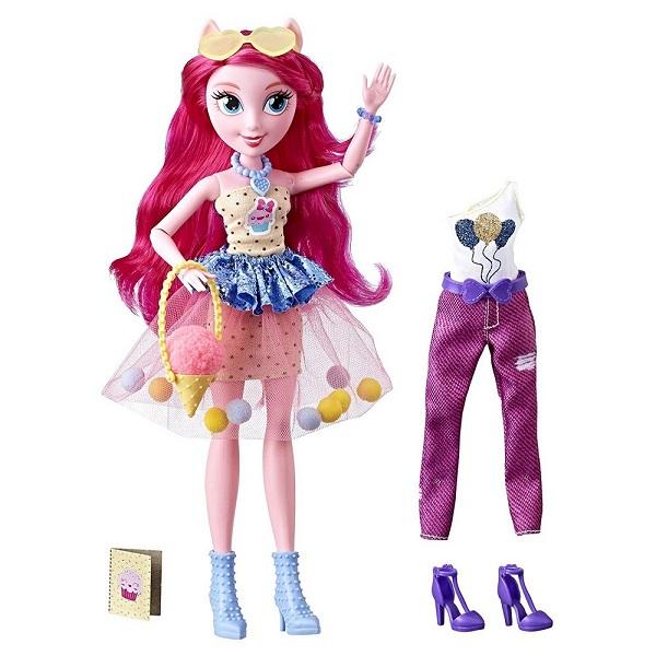 Купить Hasbro Equestria Girls E1931/E2746 Кукла Девочки Эквестрии Уникальный наряд - Пинки Пай, Игровые наборы и фигурки для детей Hasbro Equestria Girls