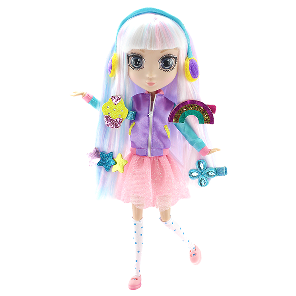 Купить Shibajuku Girls HUN6619 Кукла Сури, 33 см, Куклы и пупсы Shibajuku GIRLS
