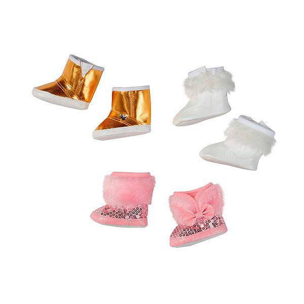 Обувь для куклы Zapf Creation - Одежда и аксессуары для кукол, артикул:94422