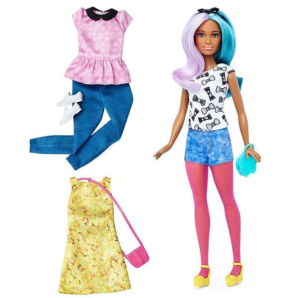 Купить Mattel Barbie DTF05 Игровой набор из серии Игра с модой , Куклы и пупсы Mattel Barbie