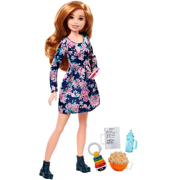 Купить Mattel Barbie FHY90 Барби Няни , Кукла Mattel Barbie