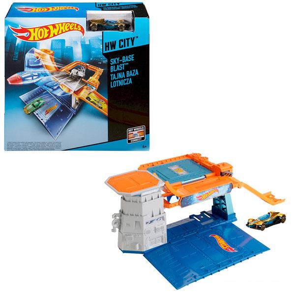 Купить Mattel Hot Wheels CDM29 Хот Вилс Тематическая трасса, Игровые наборы Mattel Hot Wheels