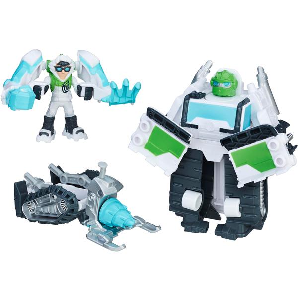 Купить Hasbro Playskool Heroes C0212/C0333 Трансформеры Спасатели Набор спасателей Команда Боулдера , Роботы и трансформеры Hasbro Playskool Heroes