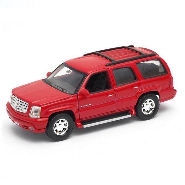 Купить Welly 42315 Велли Модель машины 1:34-39 2002 CADILLAC ESCALADE, Машинка инерционная Welly