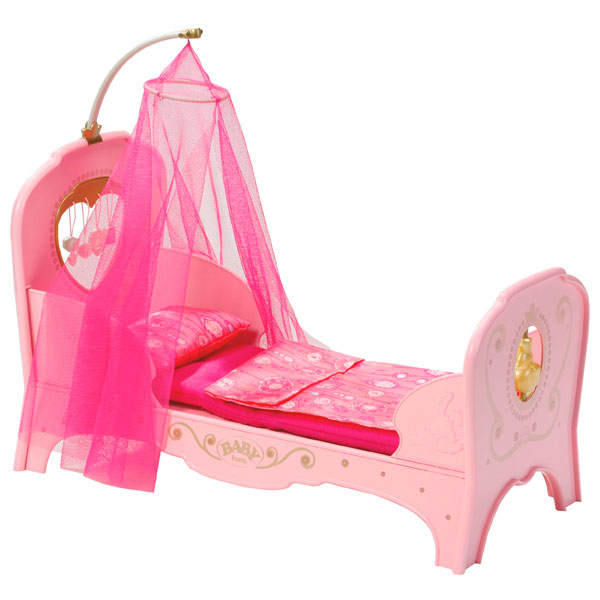 Кроватка Zapf Creation - Одежда и аксессуары для кукол, артикул:94424