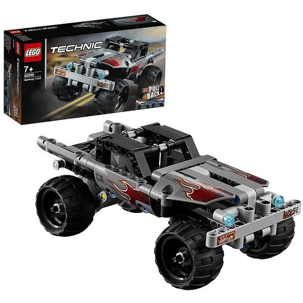 Купить Lego Technic 42090 Конструктор Лего Техник Машина для побега, Конструкторы LEGO