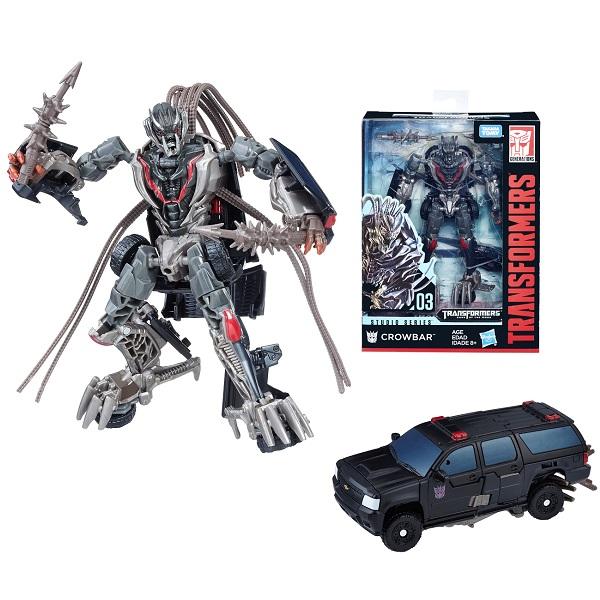 Hasbro Transformers E0701/E0741 Трансформеры Краубар 20 см
