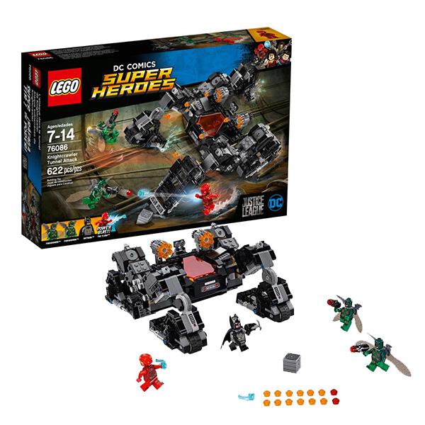 Купить Lego Super Heroes 76086 Лего Супер Герои Сражение в туннеле, Конструктор LEGO