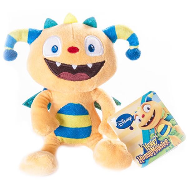 Купить Disney 1300187 Дисней Генри Обнимонстр 15 см, Мягкая игрушка DISNEY