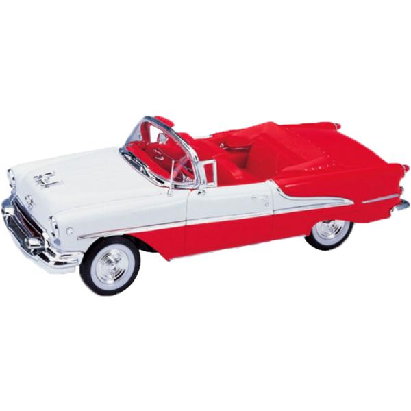 Welly 22432 Велли Модель винтажной машины 1:24 Oldsmobile Super 1955