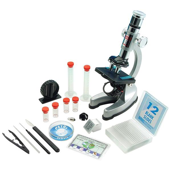Детские микроскопы и телескопы Edu Toys.