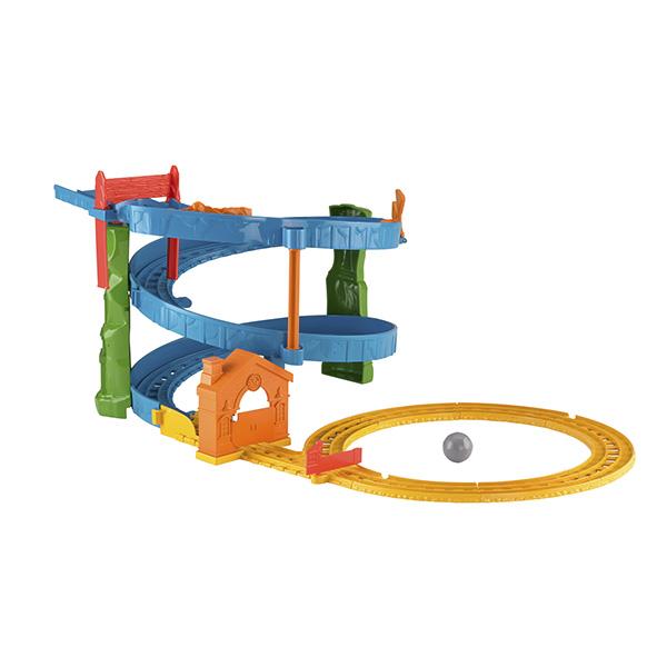 """Игровой набор Mattel Thomas & Friends Thomas & Friends BHR97 Томас и друзья Игровой набор """"Скоростной спуск Перси"""" BHR97"""