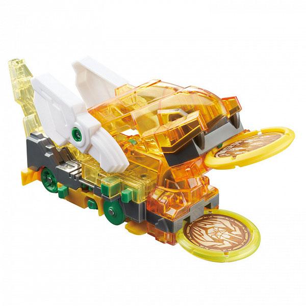 """Игровые наборы Screechers Wild 37764 Дикие Скричеры Машинка-трансформер """"Ta.Бу"""" л6. фото"""
