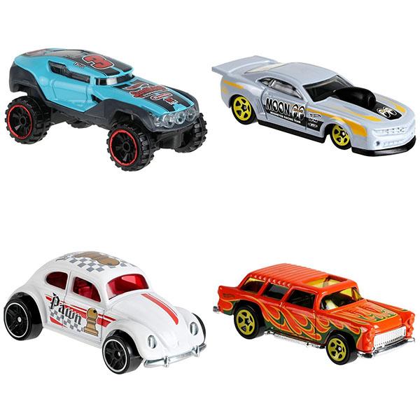 Купить Mattel Hot Wheels C4982 Машинки базовой коллекции (в ассортименте), Игрушечные машинки и техника Mattel Hot Wheels