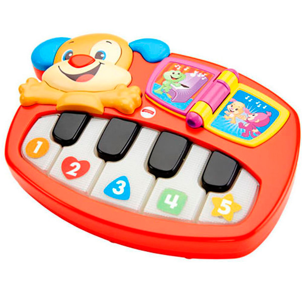 Музыкальная игрушка Mattel Fisher-Price - Музыкальные игрушки, артикул:142402