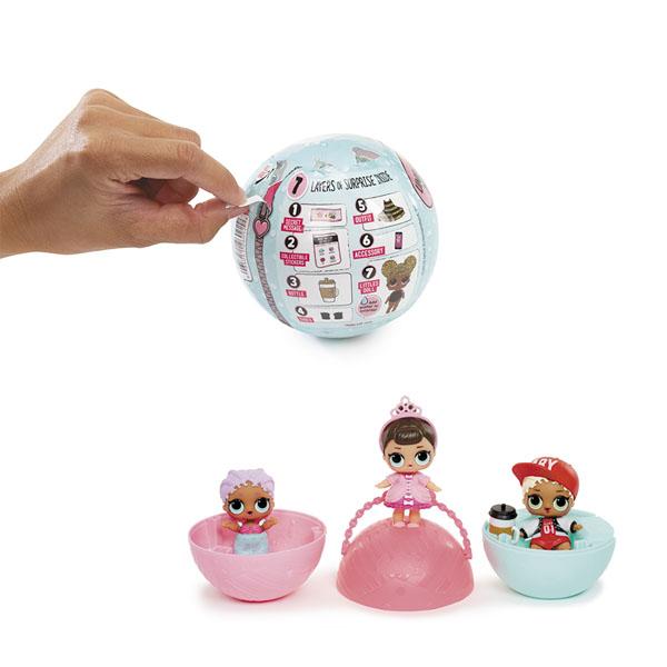 Купить LOL 546764 Кукла-сюрприз в шарике, Куклы и пупсы LOL, LOL