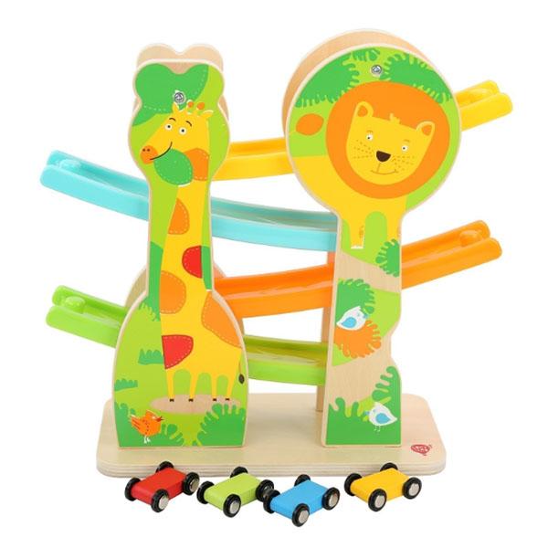Деревянные игрушки Lucy&Leo