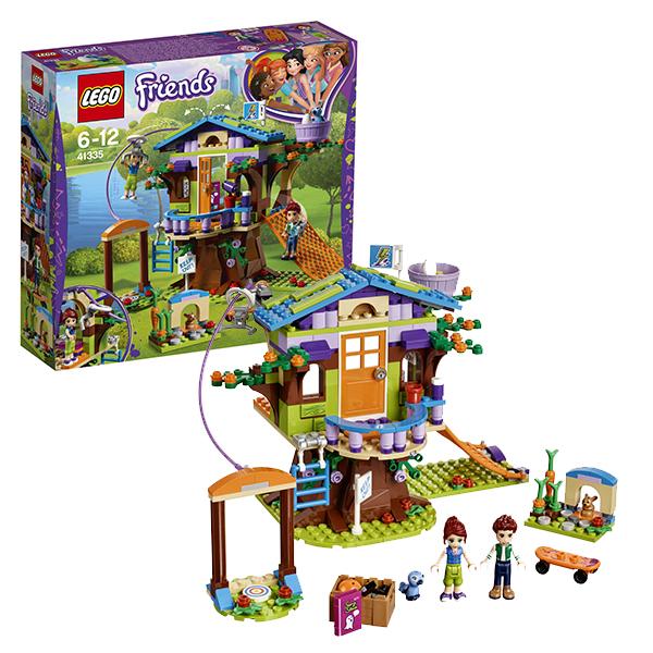 Купить LEGO Friends 41335 Конструктор ЛЕГО Подружки Домик Мии на дереве, Конструкторы LEGO