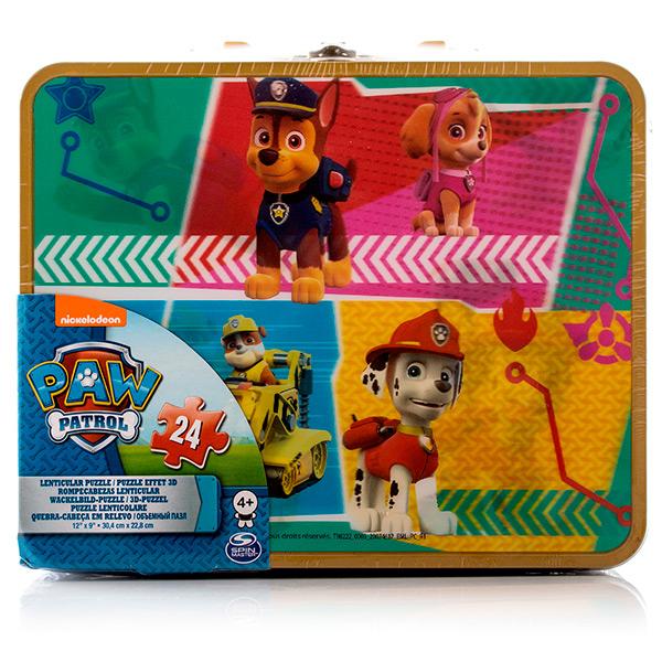 Настольная игра Paw Patrol - Игры для детей, артикул:137346