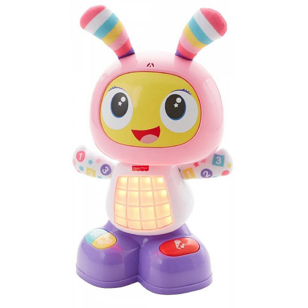 Купить Mattel Fisher-Price FBC98 Фишер Прайс Обучающая игрушка БиБель, Развивающие игрушки для малышей Mattel Fisher-Price