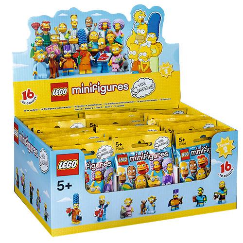 Лего minifigures series 7 - 21021