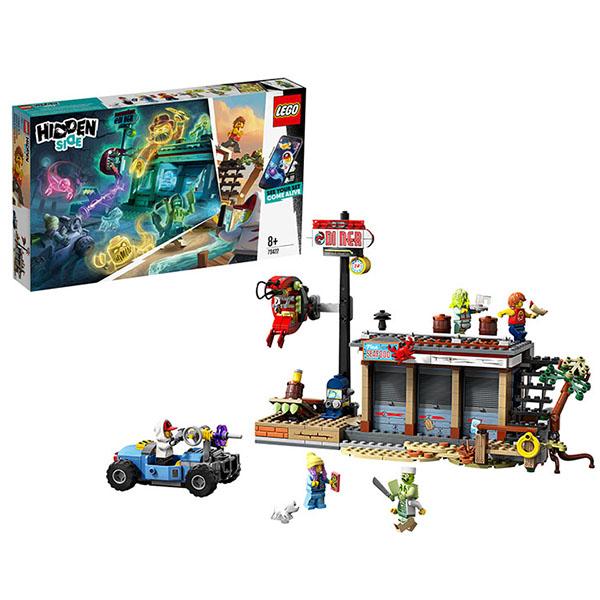 Купить LEGO Hidden Side 70422 Конструктор ЛЕГО Нападение на закусочную, Конструкторы LEGO