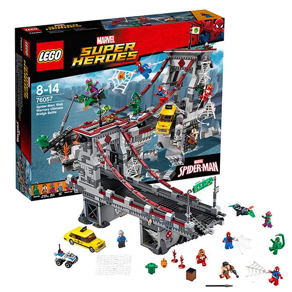Конструктор LEGO - Супер Герои, артикул:139843