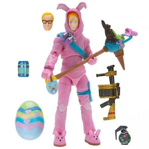 Купить Fortnite FNT0124 Фигурка Rabbit Raider с аксессуарами, Игровые наборы и фигурки для детей Fortnite