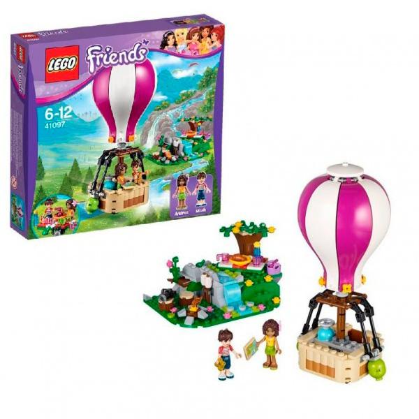 Lego Friends 41097 Конструктор Лего Подружки Воздушный шар