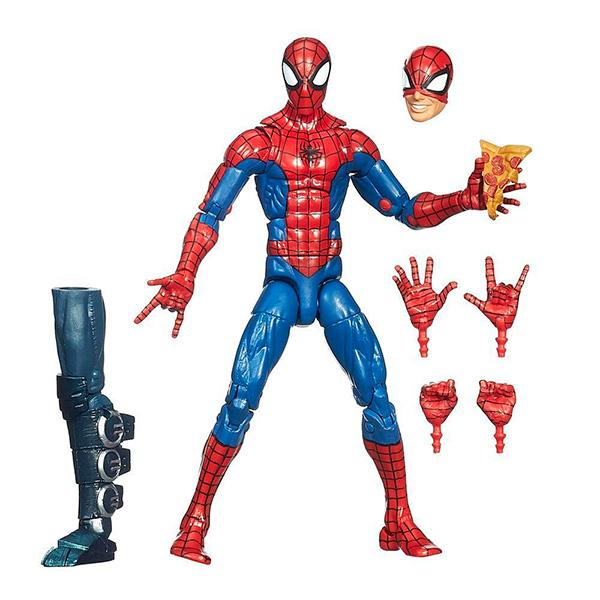 Hasbro Spider-Man A6655 Фигурки Марвел 15 см (в ассортименте), арт:133009 - Супергерои, Игровые наборы