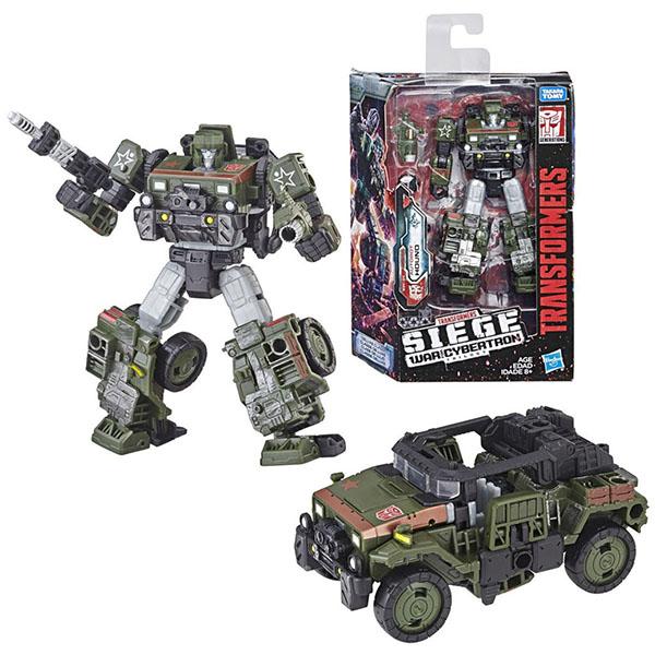 Купить Hasbro Transformers E3432/E3537 Трансформеры ДЕЛЮКС Хаунт, Игрушечные роботы и трансформеры Hasbro Transformers