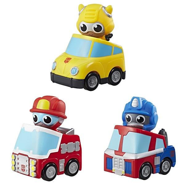 Развивающие игрушки для малышей Hasbro Transformers