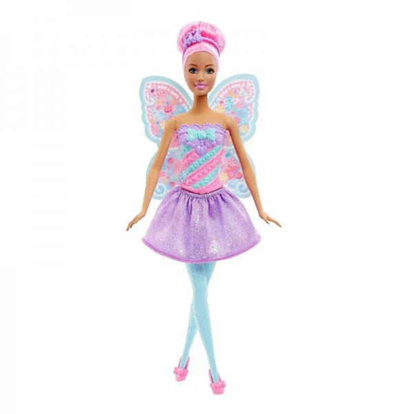 Купить Mattel Barbie DHM51 Барби Кукла-принцесса Candy Fashion, Кукла Mattel Barbie