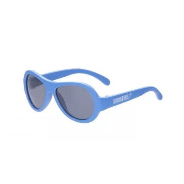 Купить Babiators BAB-031 Солнцезащитные очки Original Aviator. Настоящий синий (True Blue). Classic (3-5), Солнцезащитные очки Babiators