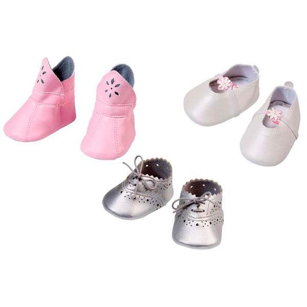 Обувь для куклы Zapf Creation - Одежда и аксессуары для кукол, артикул:56558
