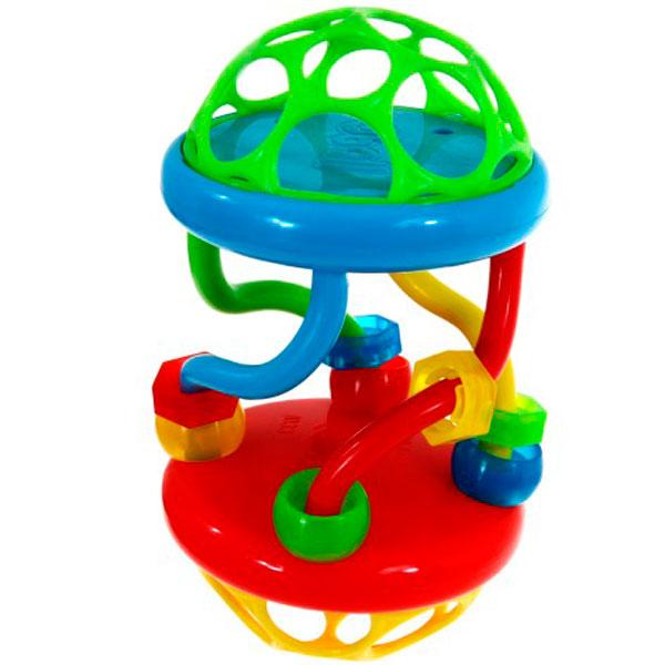 Купить Oball 11133 Развивающая игрушка Весёлые бусины , Развивающие игрушки для малышей Oball