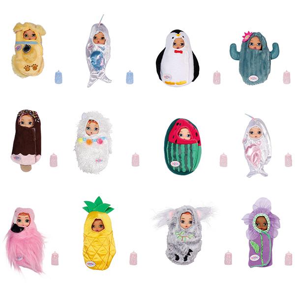 Купить Zapf Creation Baby Born Surprise 904-398 Бэби Борн Сюрпрайз Кукла, 3 серия (в ассортименте), Куклы и пупсы Zapf Creation